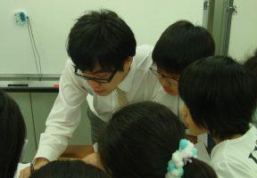 八尾教室の教室風景4
