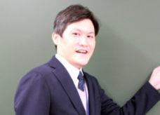 四天王寺コース 算数授業担当<br /> 木原 嵩夫