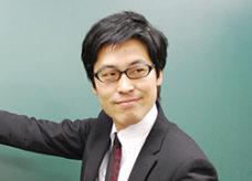 洛南高附属・西大和学園(女子)コース 算数責任者<br /> 田中 健一<br />