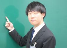 髙宮 大史(国語科講師)